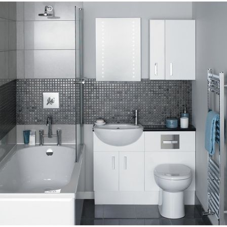 Most Often It Is The Cabinet Or Small Side Table They Are Very Functional And Allow You To Make Furniture Almost Invisible Read Choosing Bathroom Mirror