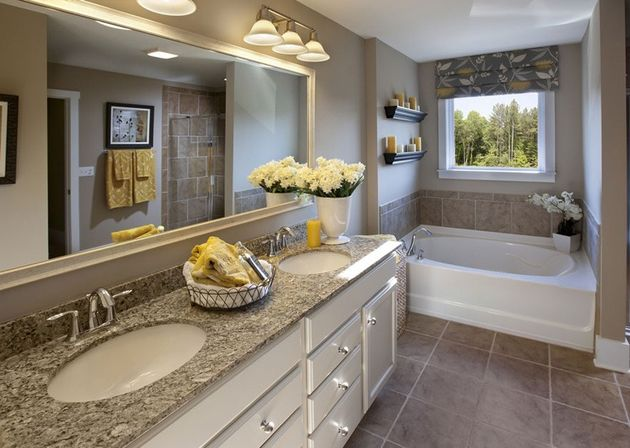 Main varieties of the bathroom decor placement bathroom for Main bathroom design ideas