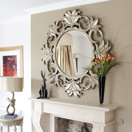 Decorative Mirrors 16 Photo Top Tips Bathroom Designs Ideas