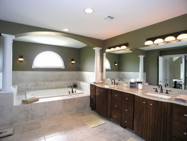 Delicieux Six Lighting Concepts For Bathroom Mirrors: Pros And Cons