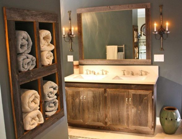 rustic bathroom mirrors. Rustic Bathroom Mirrors Wooden Style With Two Ancient  Mirror bathroom mirrors designs ideas