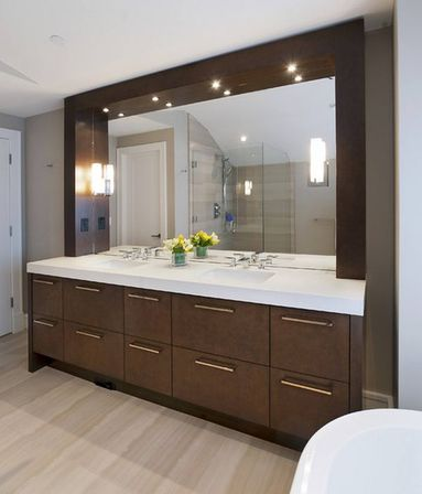 vanity mirror lighting. Six Lighting Concepts For Bathroom Mirrors: Pros And Cons | Designs Ideas Vanity Mirror T