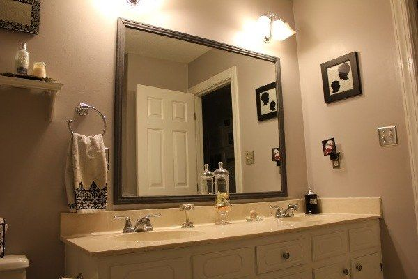 Framed Bathroom Mirrors Best Way To Give Unique Character To Any Bathroom Bathroom Designs Ideas