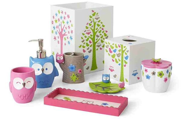 Bathroom accessories allow you to beautify the appearance of your bathroom   As you re shopping for Tinkerbell bathroom accessories  you ll notice that  your. Colorful Bathroom Sets  The Ultimate Solution   Bathroom designs ideas
