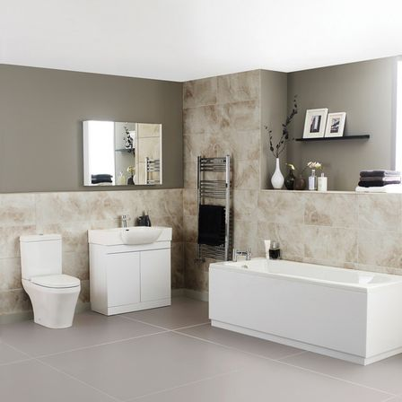 entire bathroom sets: the supreme approach | bathroom designs ideas