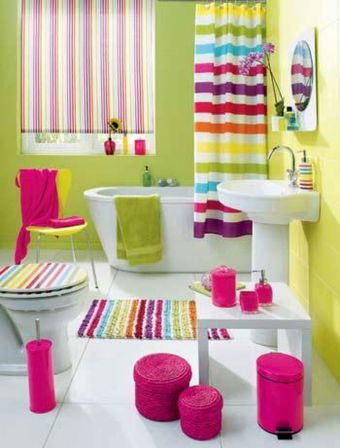 Colorful Bathrooms Colorful Bathroom Sets The Ultimate Solution  Bathroom Designs Ideas