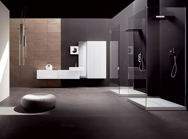 Modern bathroom accessory sets want to know more for Modern minimalist style