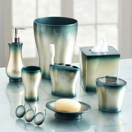 Modern bathroom accessory sets want to know more for Bathroom ensembles accessories