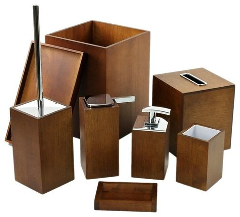 Modern bathroom accessory sets want to know more for Accessories for the bathroom