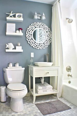 Blue and white bathroom accessories - The Of Bathroom Accessories Sets Revealed