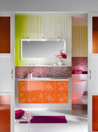 Nice Bathroom Sets Colorful Ultimate Solution Designs Ideas