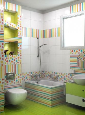 A Startling Fact About Colorful Bathroom Sets Uncovered