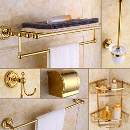 Complete bathroom sets what experts are not saying and for Bathroom hardware sets