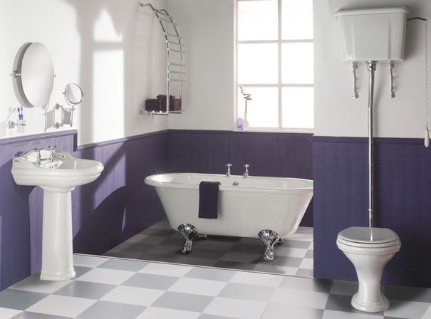 full bathroom sets | rickevans homes
