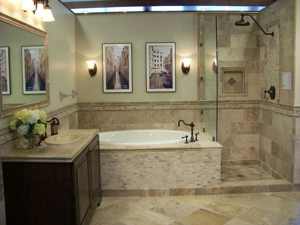 Captivating 60 Travertine Home Decoration Decorating Design Of 87