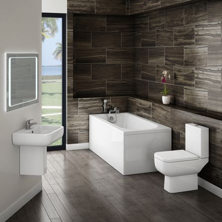 Bathroom full sets new questions answered and why you for Full bathroom sets