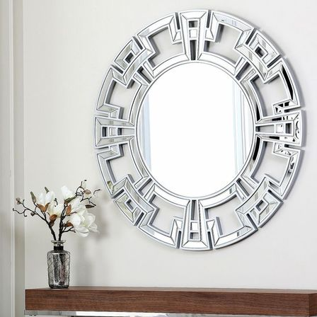 Exceptionnel Cheap Bathroom Mirrors: Available Beauty