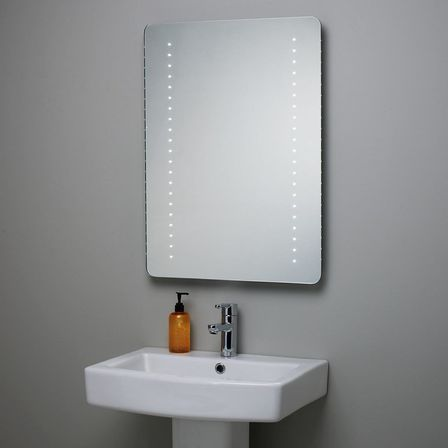 led bathroom mirror the best solution in the interior 12677
