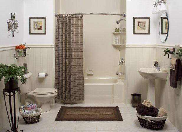 How to amaze your guests with the guest bathroom decor - How to decorate a guest bathroom ...