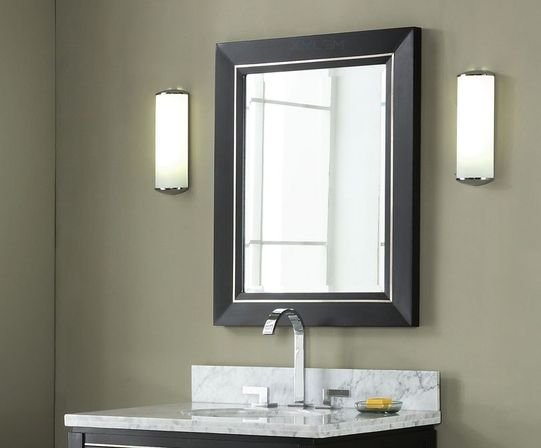 black framed bathroom mirror black bathroom mirror how to make cozy interior 17396