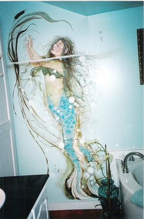 Main Ideas For Mermaid Bathroom Decor Bathroom Designs Ideas