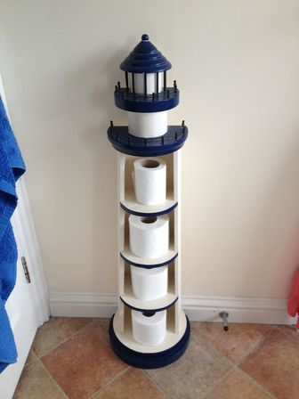 Making Nautical Bathroom Dcor By Yourself