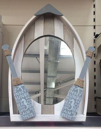 nautical bathroom mirrors nautical bathroom mirror special aspects of the sea style 13795