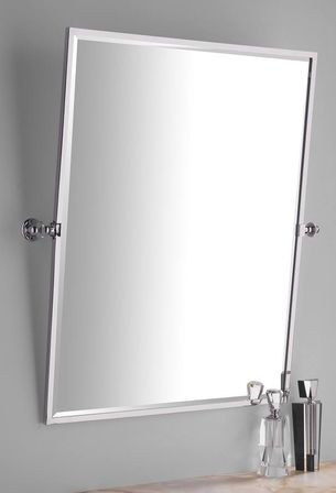 tilted bathroom mirrors tilting bathroom mirror how to choose and save its 14768