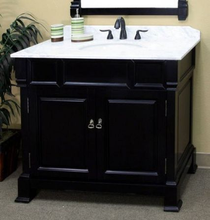 Menards bathroom vanities with top and sinks: small and ...