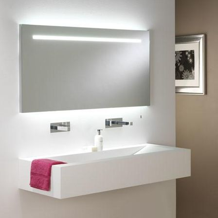 How To Choose High Quality Bathroom Mirrors Contemporary?