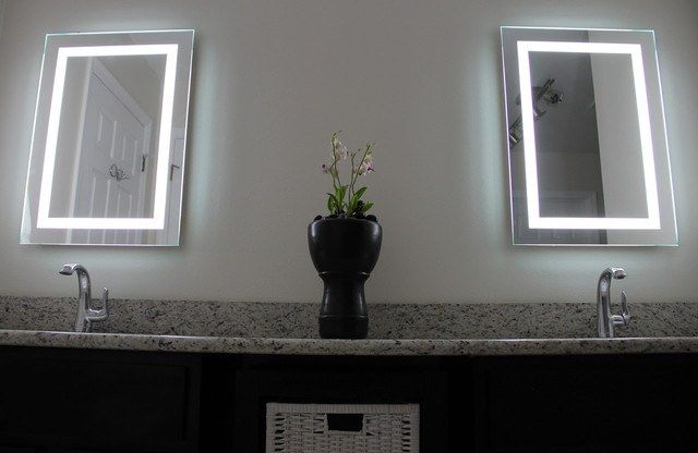 Led Bathroom Mirror: The Best Solution In The Interior