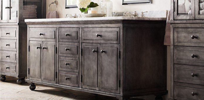 restoration hardware bathroom cabinet restoration hardware bathroom vanity bathroom designs ideas 20207