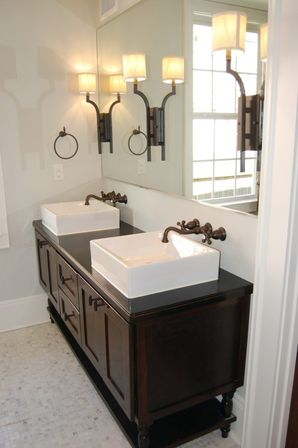 Oil Rubbed Bronze An Element Of Interior Design Bathroom