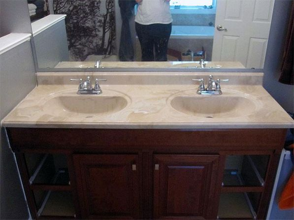Cheap bathroom vanities with tops 7 tips bathroom - Cheap bathroom vanities under 100 ...