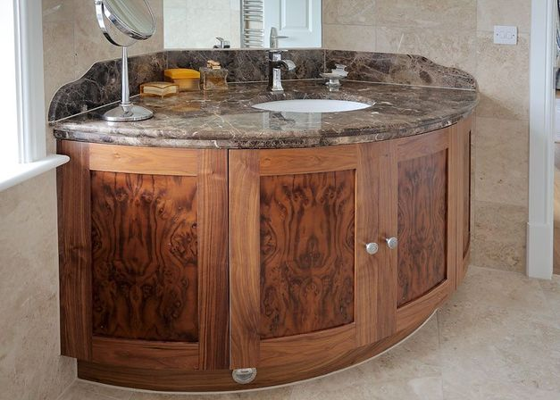 corner sink cabinet corner bathroom vanity bathroom designs ideas 14003