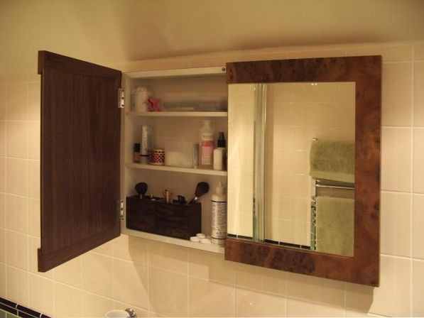 wooden medicine cabinets for bathrooms bathroom medicine cabinets recessed bathroom designs ideas 24731