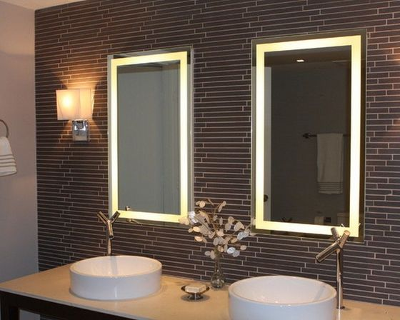 Unique bathroom mirrors: how to make the greatest interior accessories & Unique bathroom mirrors: how to make the greatest interior ...