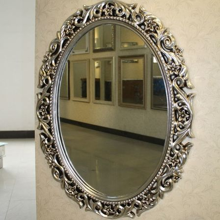 Oval Mirrors Eternal Clic Shape For All Interiors