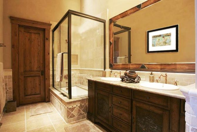 Bathroom Mirrors White: White Bathroom Mirrors For Any Interior: Discover White