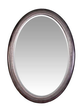 Oval Mirrors Eternal Classic Shape For All Interiors Bathroom Designs Ideas