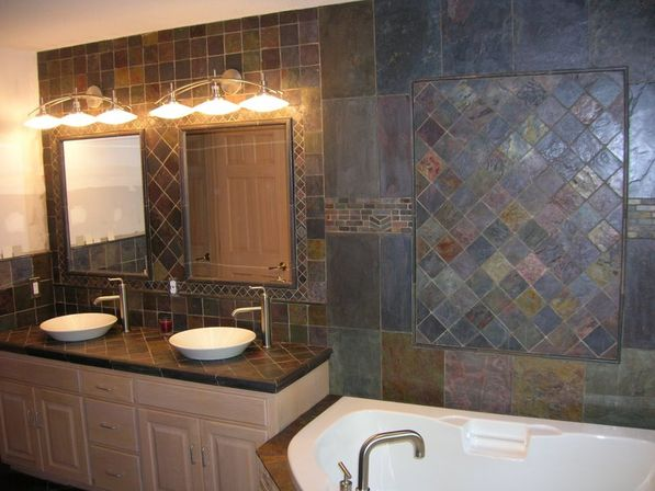 slate tiles bathroom designer bathroom sets what the in crowd won t tell you 14469