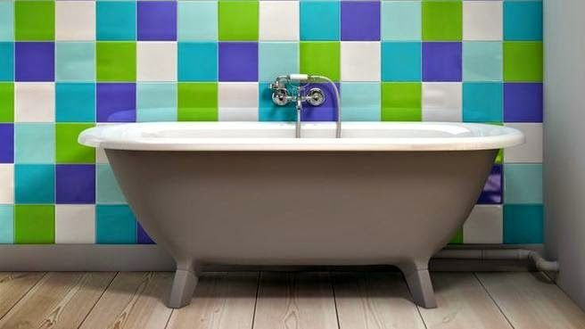 Merveilleux Colorful Bathroom Sets: The Ultimate Solution