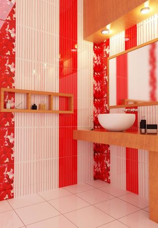 Life, Death, And Colorful Bathroom Sets